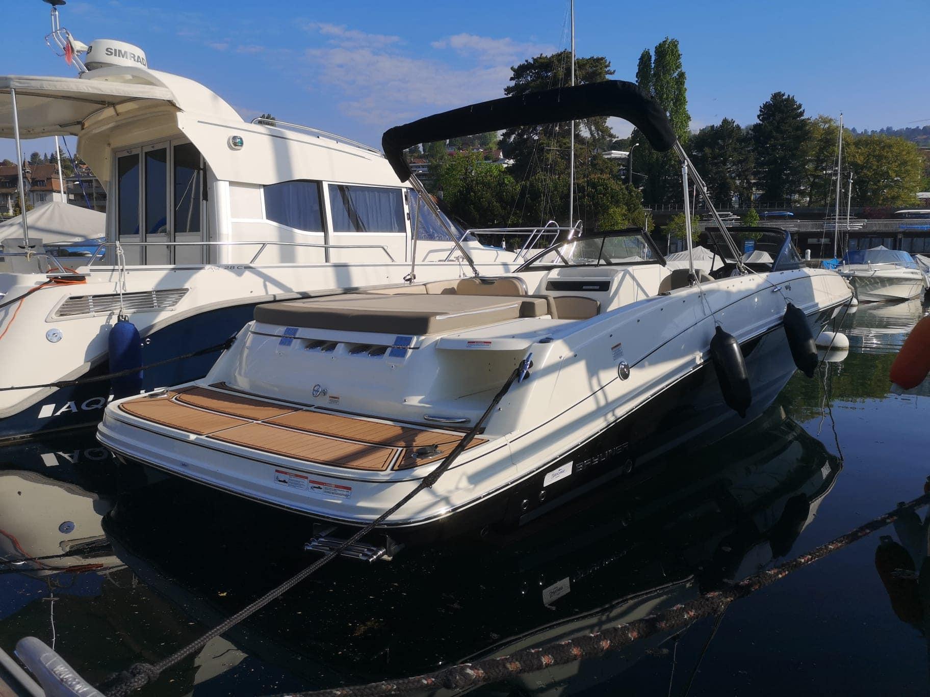 Location bateau lac leman permis baylier vr6 lausanne geneve villeneuve montreux vevey lutry pully port vaud suisse (7)